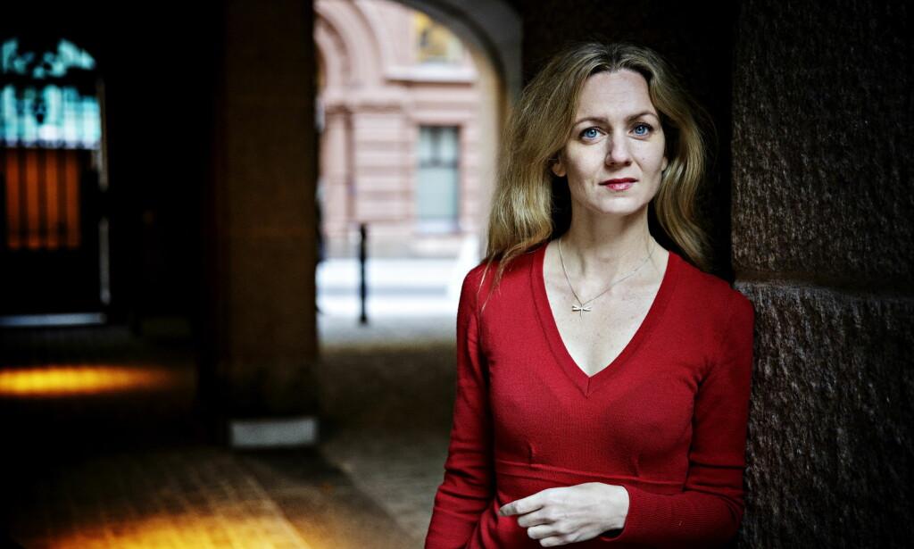 SHAKESPEARE AND STIRRED: Som selverklært Shakespeare-nerd kommer Inger Merete Hobbelstad aldri helt til bunns i heltens dramatikk. Foto: Nina Hansen