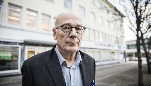 <strong>FORSVARER:</strong> Advokaten til siktede, Egil Malm. Foto: Lars Eivind Bones / Dagbladet
