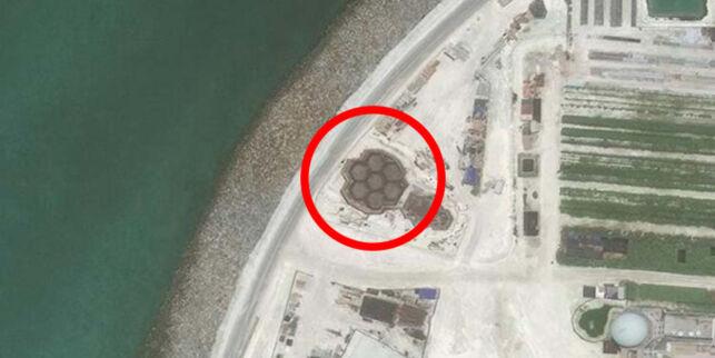 image: «Ingen» vet hva de mystiske sekskantene Kina bygger i Sør-Kina-havet er. Norsk militærekspert tror han har svaret