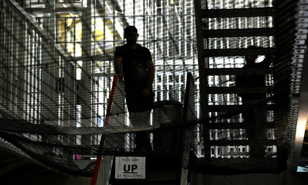 MELDINGER OM BLODBAD: Dette fengselet i Pentonville i London er blant dem som kan forvente en betydelig økning i antall fengselsbetjenter i tida som kommer. Foto: NTB scanpix