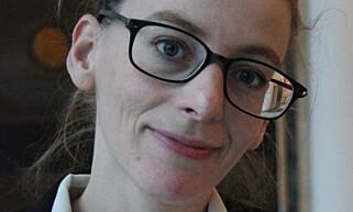 STYRELEDER: Ester Nafstad.