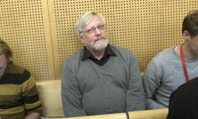I RETTEN: Ekstremismeforsker Lars Gule. Foto: Tomm W. Christiansen / Dagbladet