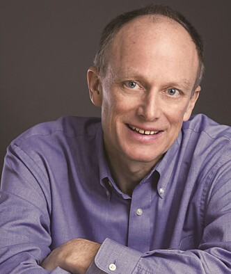 Brett Finlay, professor i mikrobiologi og biokjemi ved University of British Columbia. Foto: Carlos Taylhardat