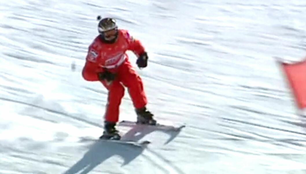 Michael Schumacher i koma etter skiulykke
