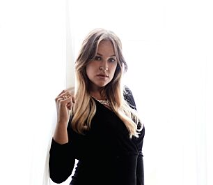 «Top Model»-Benedicte klar for New York Fashion Week
