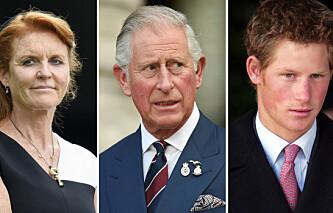 Husker du disse kongelige skandalene?