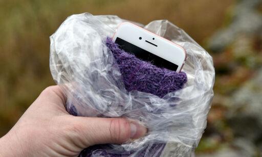 image: Kanskje det beste mobiltipset når det blir iskaldt ute