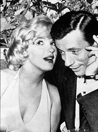 SEXSYMBOL: Marilyn Monroe var et sexsymbol på 60-tallet. Foto: Zuma Press