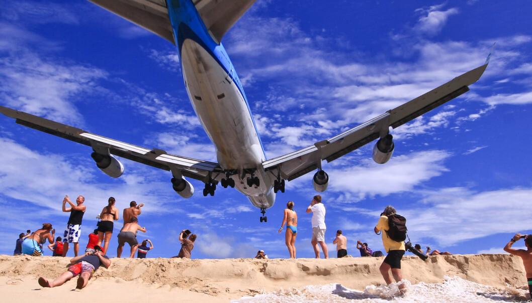 «Verdens verste» landing - men nå er det slutt
