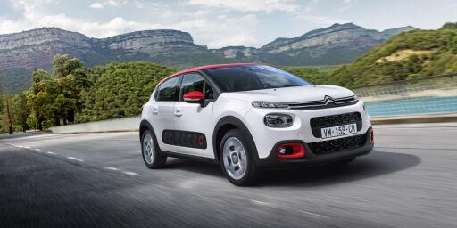 image: Citroën sikter på ungdommen med C3