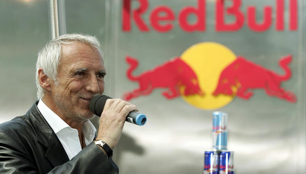 <strong>BOSS:</strong> Red Bull-grunnlegger Dietrich Mateschitz har vært en avgjørende mann for RB Leipzig sin suksess. Foto: AP&nbsp;
