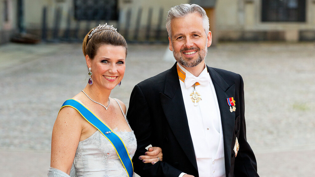 MÄRTHA TJENER MEST: Prinsesse Märtha Louise hadde i fjor en inntekt på 578 395 kroner - tre ganger så mye som Ari Behn, som hun nå skilles fra.  Foto: DPA