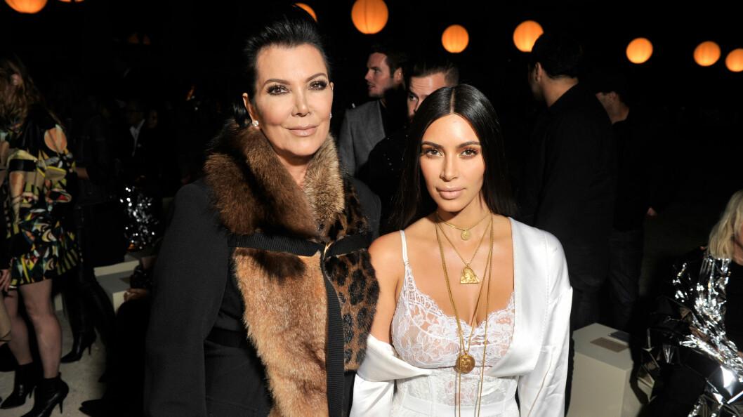 BRYTER STILLHETEN: Kris Jenner bryter stillheten etter det dramatiske ranet datteren Kim Kardashian West ble utsatt for i Paris forrige uke.  Foto: Rex Features