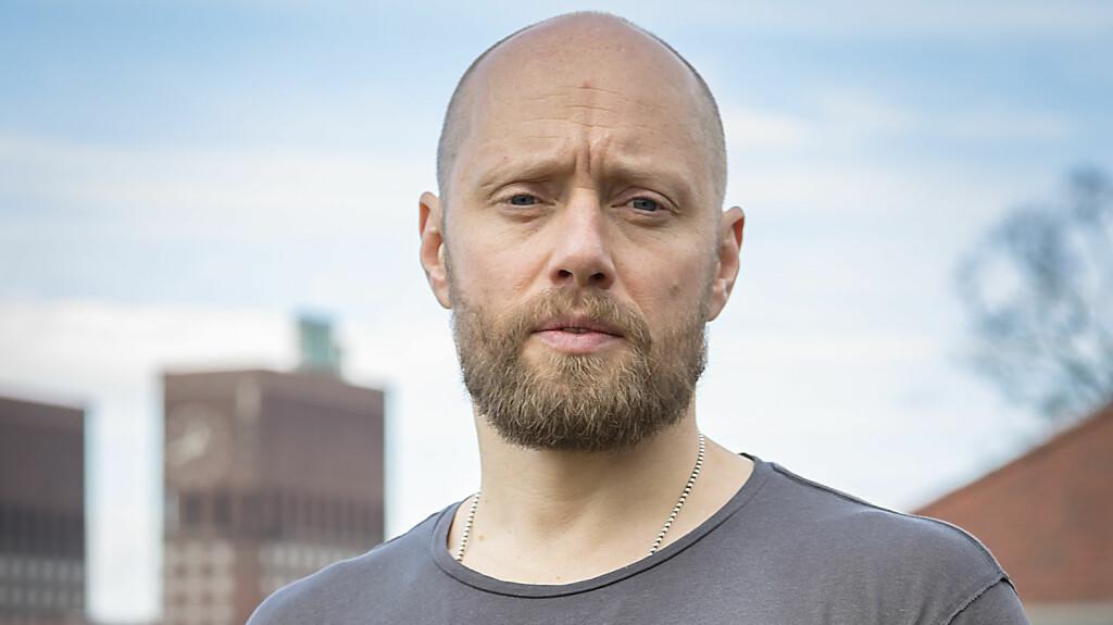BARSK MUSKELMANN: Aksel Hennie trente seg opp i ett år før rollen som spesialsoldat i «Nobel» Foto: Carl Christian Raabe