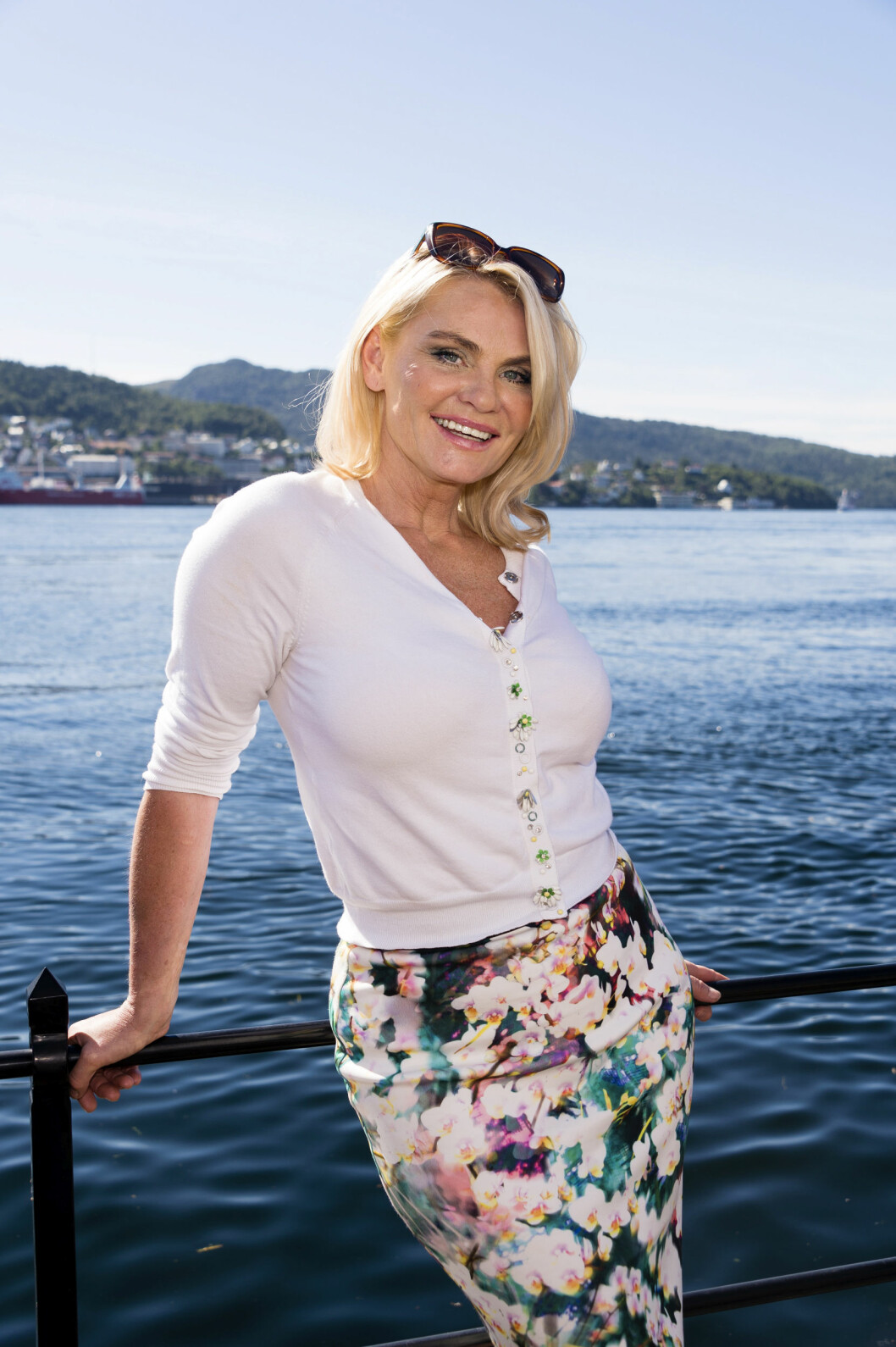 TØFF TID: Mia Gundersen er klar for en ny sesong av «Norske talenter» etter å ha lagt et vanskelig år bak seg.  Foto: Geir Egil Skog