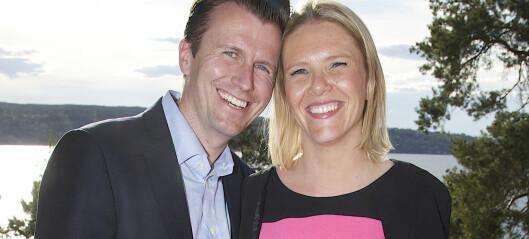 Sylvi Listhaug er gravid for tredje gang