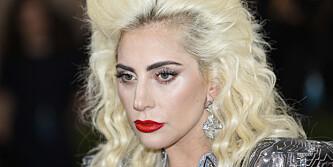 Lady Gaga tar medisiner for angst og depresjon