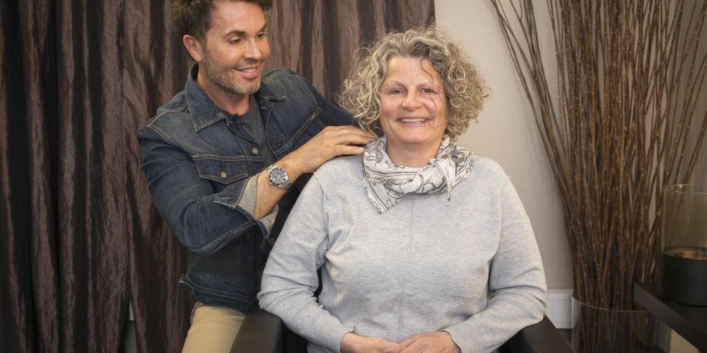 image: Jan Thomas fikk frem tårene hos Linda (52)