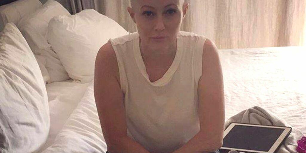 image: Gladmelding for kreftsyke Shannen Doherty