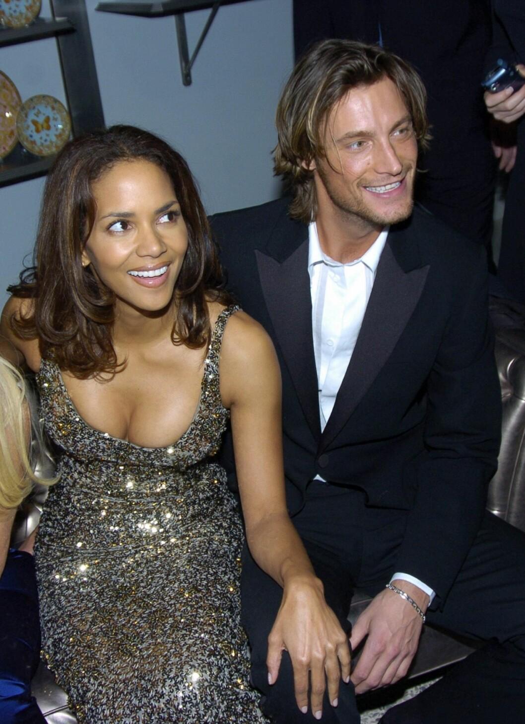 <strong>GIFTET SEG IKKE:</strong> Halle Berry og Gabriel Aubry fikk barn sammen og var et par i flere år, men ble aldri ektefeller. Foto: wenn.com