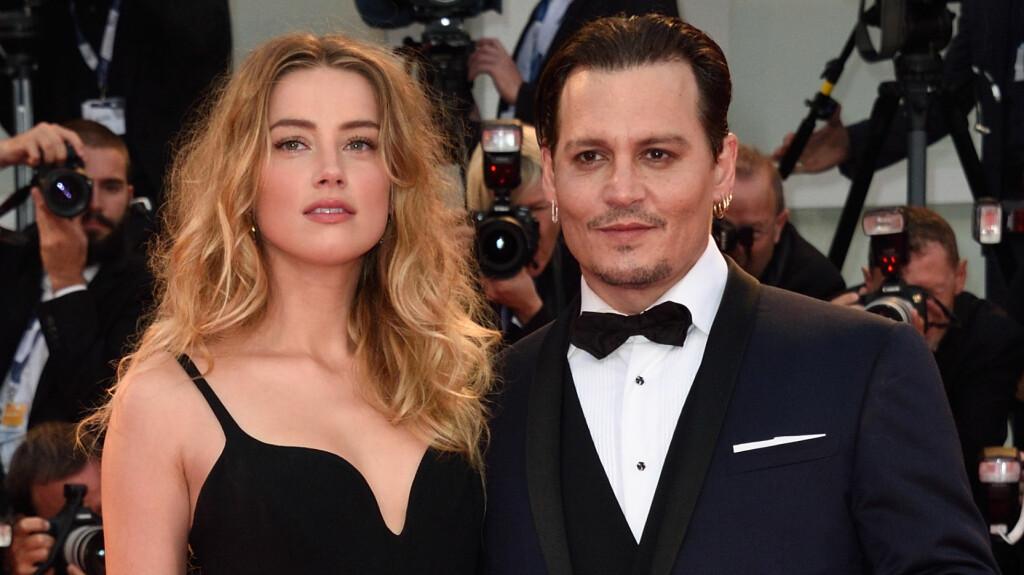 ENDELIG FERDIG: Tirsdag kveld ble det kjent at saken mellom Amber Heard og Johnny Depp nå er avsluttet.  Foto: Abaca