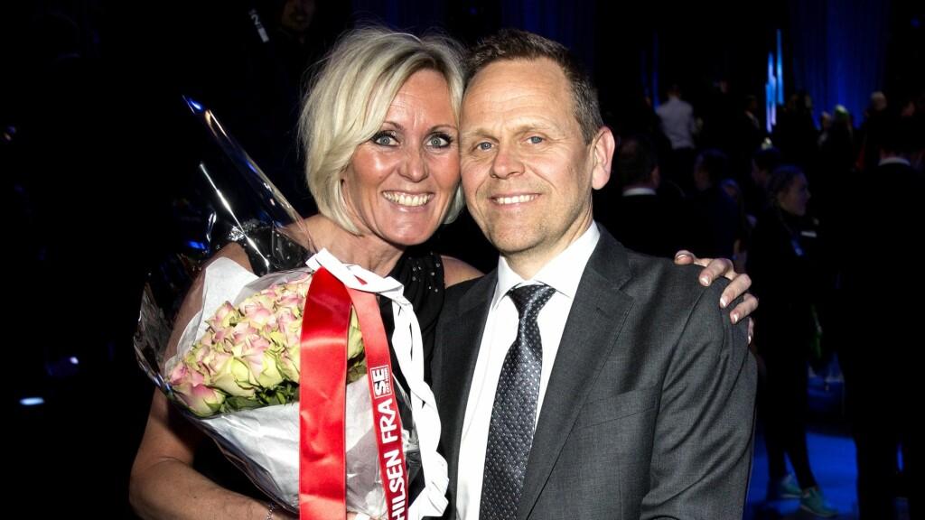20 ÅR: Kirsten og Thorir har vært sammen i over tyve år.  Foto: Svein Hagen