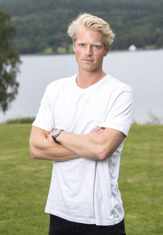PÅ TV IGJEN TIL HØSTEN: Eilev Bjerkerud stakk av med seieren i TV2-programmet «Farmen» i fjor. Foto: Andreas Fadum