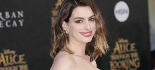 Anne Hathaway tar et oppgjør med kroppshysteri