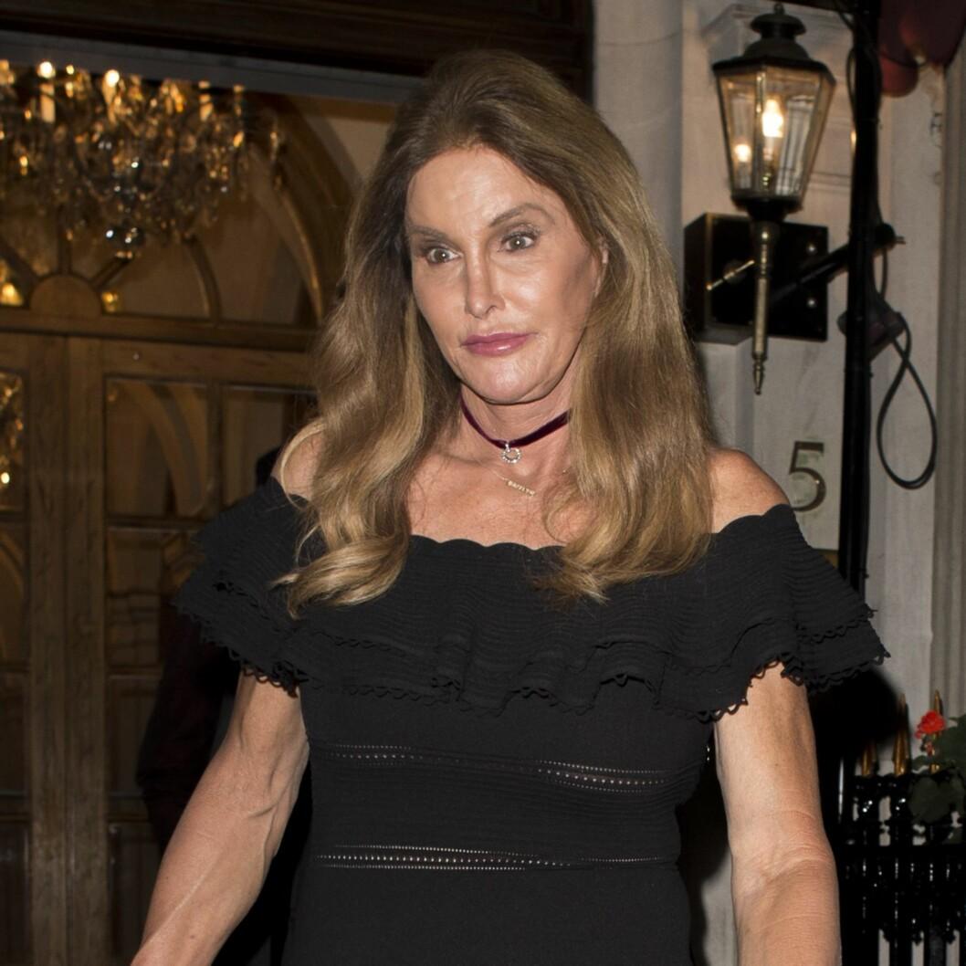SLAPP STRAFF: Caitlyn Jenner sto i fare for å risikere seks år bak murene, men i oktober ble det kjent at saken ble droppet.  Foto: Xposure