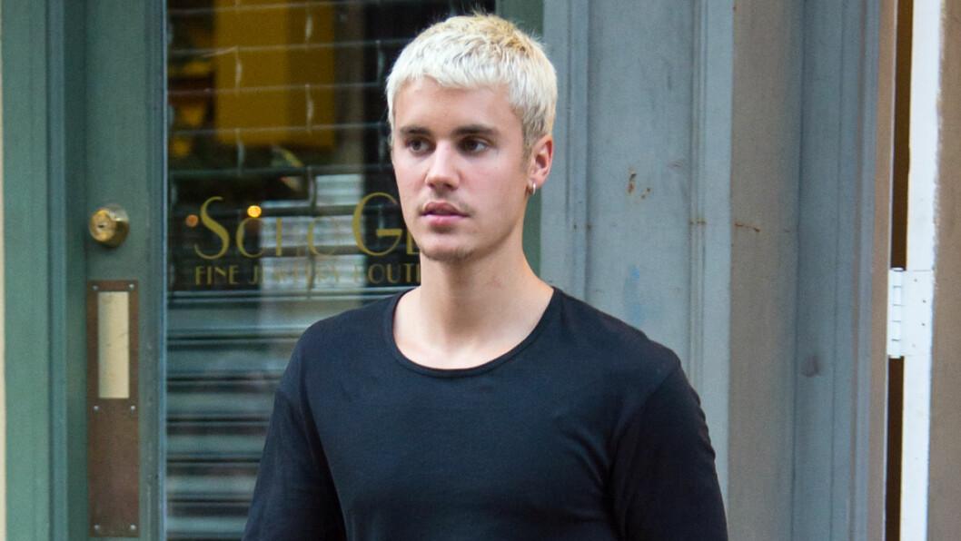 VEKKER OPPSIKT: Popstjernens familie skal være svært bekymret etter Justin Bieber har begynt å planlegge sin fremtidige begravelse - i en alder av kun 22 år.  Foto: Splash News