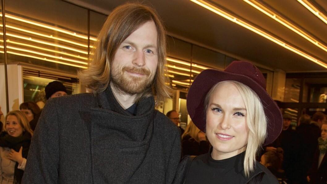 DYNAMISK DUO: Eva Weel Skram og ektemannen Thomas er vant til å samarbeide privat og på jobb.  Foto: Tore Skaar