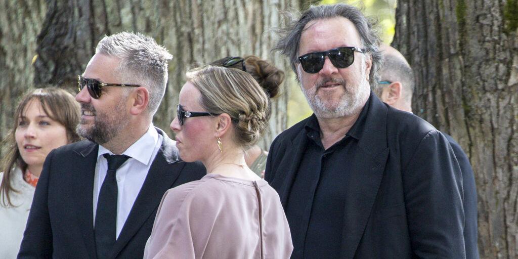 image: Bjørn Eidsvåg giftet bort datteren