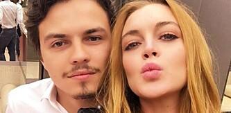 Lindsay Lohan: - Vaktene måtte dra dem fra hverandre