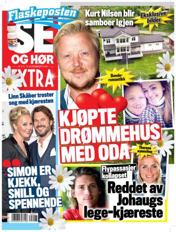 I SALG NÅ: I nyeste nummer av Se og Hør Extra kan du lese mer om Linn Skåber. Foto: Se og Hør