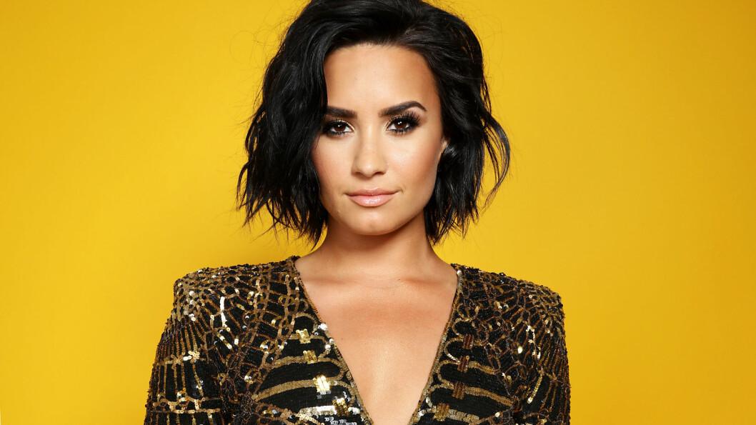 <strong>VANSKELIG OPPVEKST:</strong> I et nytt intervju forteller Demi Lovato åpenhjertig om hvordan hun slet med spiseforstyrrelser og selvskading som barn. 23-åringen røper at hun en periode fryktet at hun ikke ville rekke å fylle 21 år engang. Foto: Rex Features