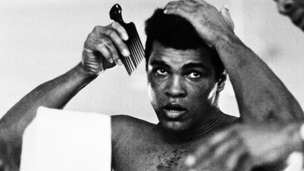 HVIL I FRED: Muhammad Alis død får enorm oppmerksomhet verden rundt.  Foto: Scanpix/Afp