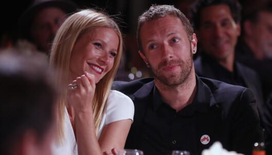 Trodde du at Gwyneth og Chris var skilt?