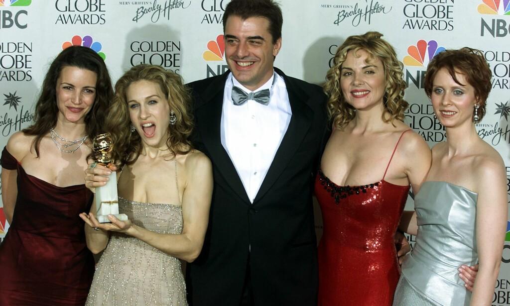 STOR SUKSESS: TV-serien har blant annet blitt tildelt pris under Emmy Awards. Foto: NTB Scanpix