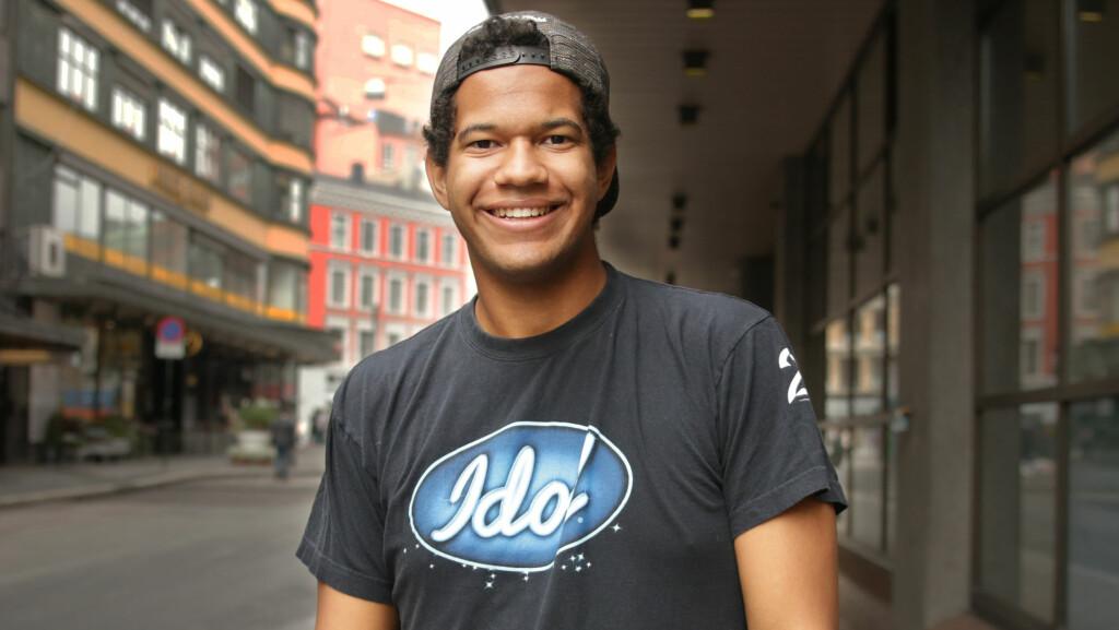 TV-STJERNE: Markus Bailey har blitt et kjent fjes under sin jobb som programleder for «Idol»  og som deltager i «Mitt Dansecrew» på TV2. Nå skal han svinge seg på parketten i «Skal Vi Danse». Foto: Sandra Mei Ling Noer / TV2