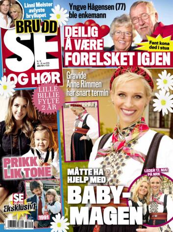LES MER: I nyeste nummer av Se og Hør kan du lese merom bruddet mellom Eddie Skoller og Sissel Kyrkjebø. Foto: Se og Hør