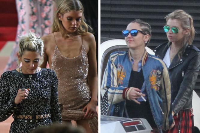 - Kristen Stewart dater Mileys eks
