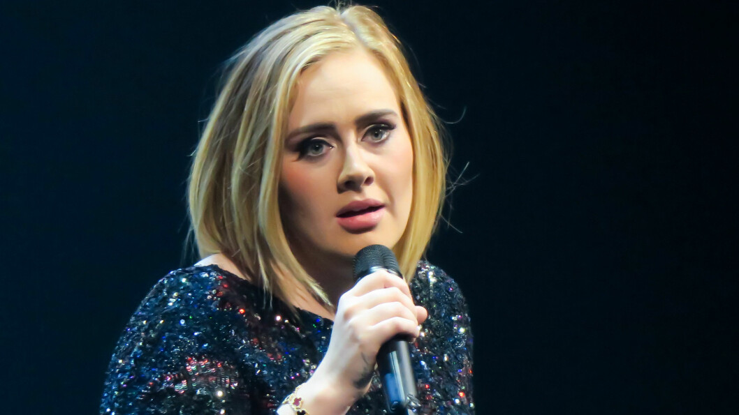 <strong>ÅPNER OPP:</strong> Sangstjerna Adele forteller for første gang hvordan hun ble rammet av depresjon i forbindelse med fødselen til sønnen. Foto: Pa Photos