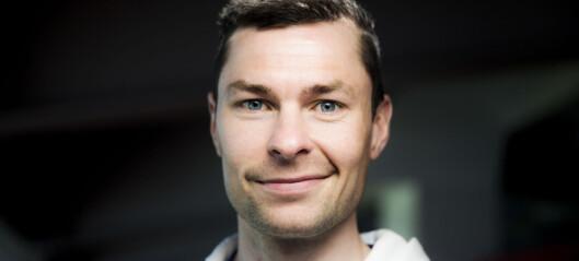 Anders Jacobsen gir 200.000 kroner til UNICEF