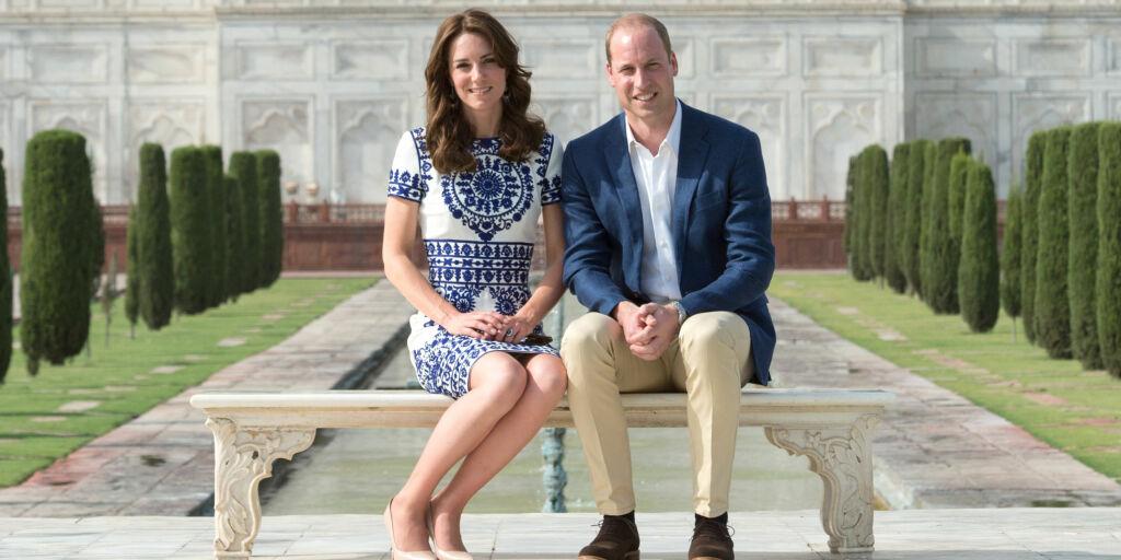 image: William og Kate gjenskapte ikonisk Diana-bilde