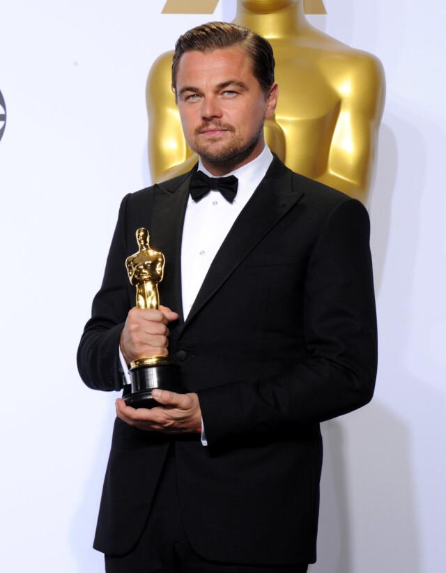 7f8a544b KRAVSTOR: Ifølge Fredrik Eklund hadde Oscar-vinner Leonardo DiCaprio for  høye krav til at