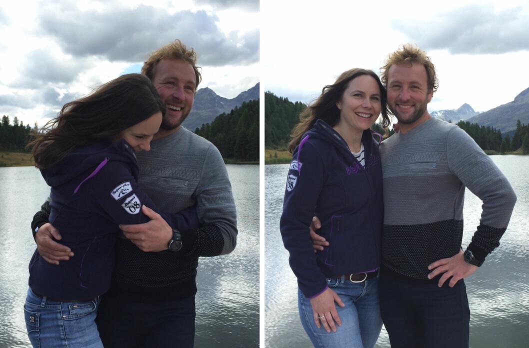 TV-PROFIL: I «Jakten på kjærligheten» stod Kjartan Bergsvåg igjen med frier Tina Elisabeth Strandrud. I starten av februar sa duoen til Seoghør.no at det ikke ble noe mer mellom dem.  Foto: TV 2