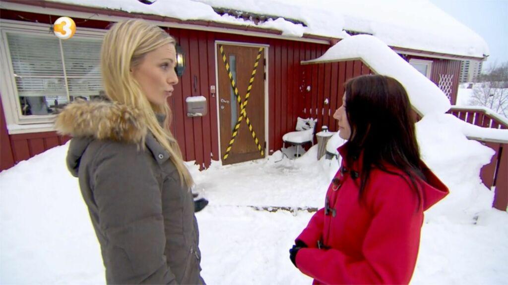 SKUMMELT: I dag beskriver Kathrine (t.h) Silje Sandmæls beskjed om tvangssalg som en situasjon preget av sjokk og handlingslammelse. Foto: TV3