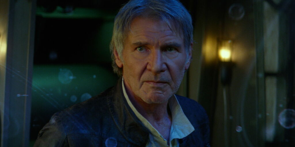 image: Harrison Fords stunt får «Star Wars»-fansen til å juble