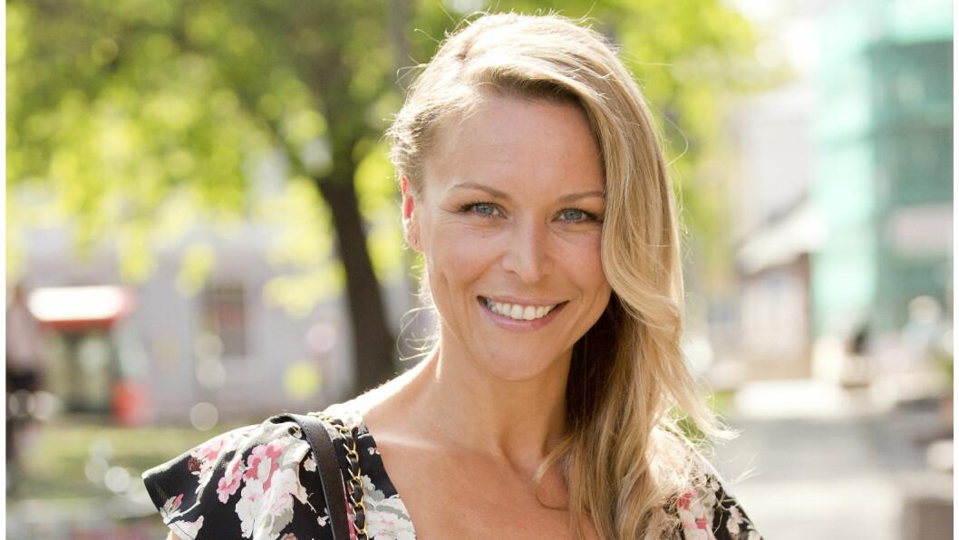 <strong>BLIR TOBARNSMOR:</strong> Skribent og blogger Vansessa Rudjord er gravid. Foto: Henning Jensen / Se og Hør