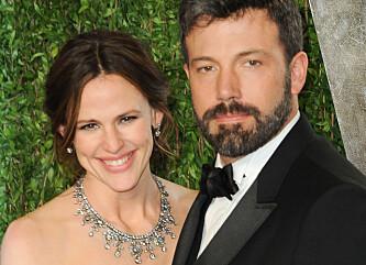Ben Affleck åpner seg om skilsmissen for første gang
